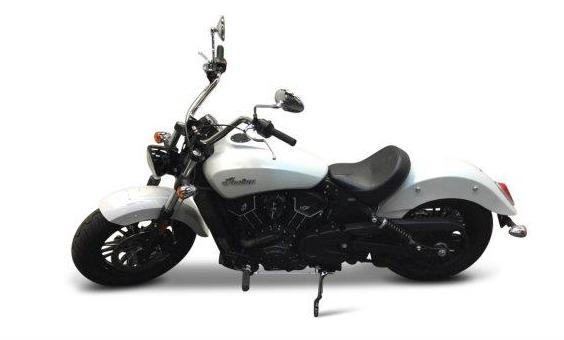 rumbleon indian motorcycle