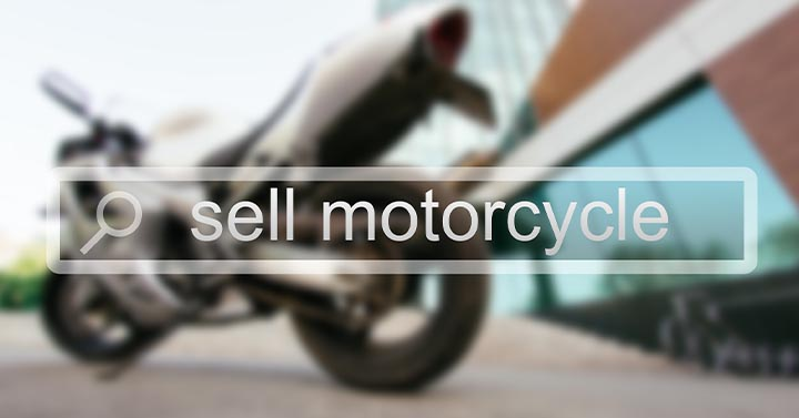 how to sell my motorcycle