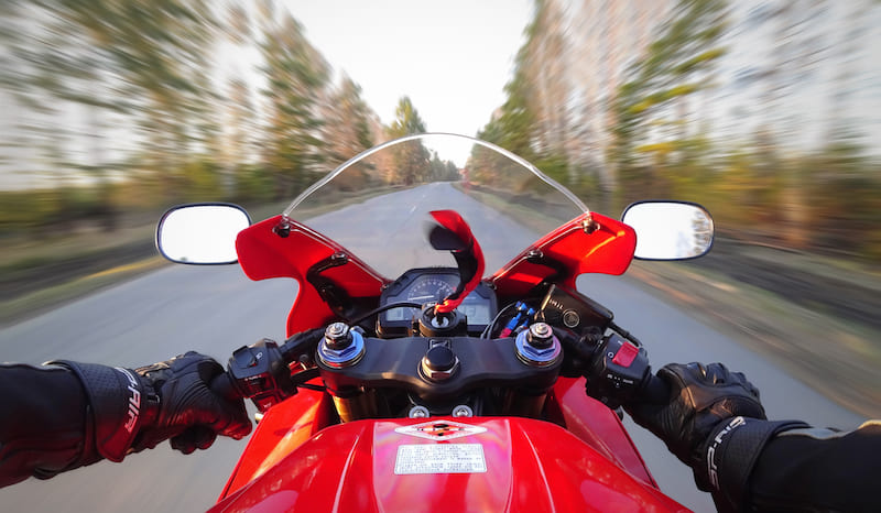 Which Sportbike is the Best For a Beginner? | Shutterstock