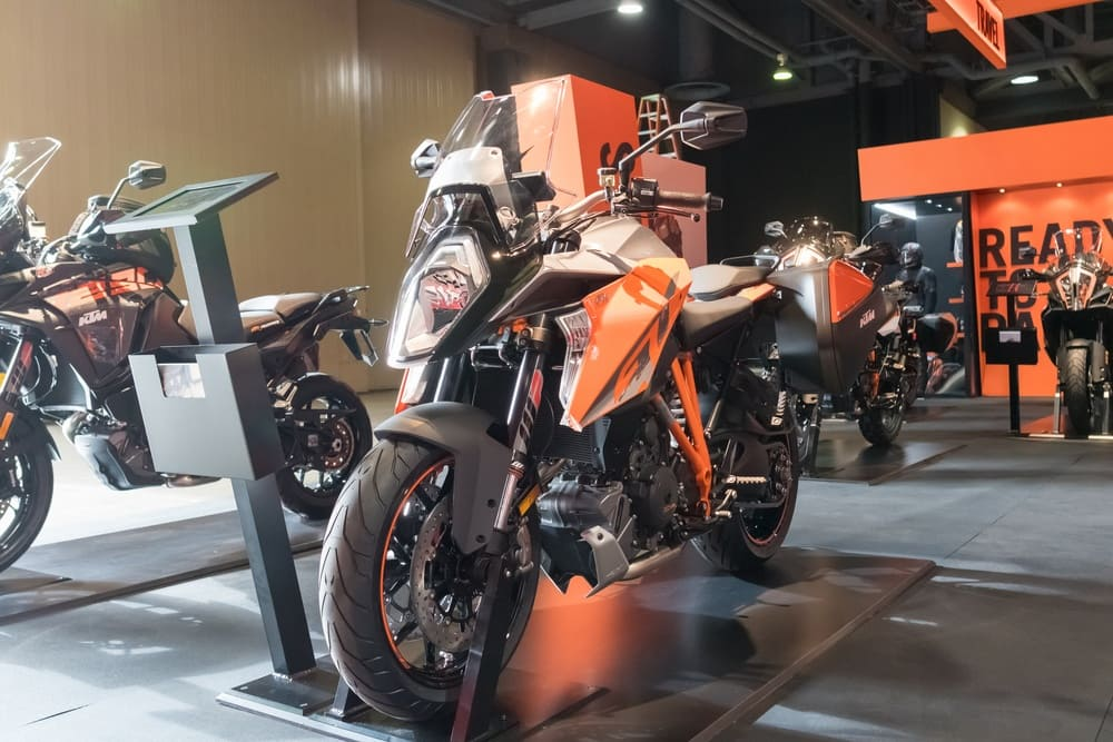 The Super Duke GT