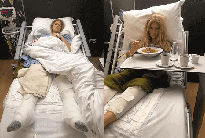 Vanessa Ruck bicycle accident