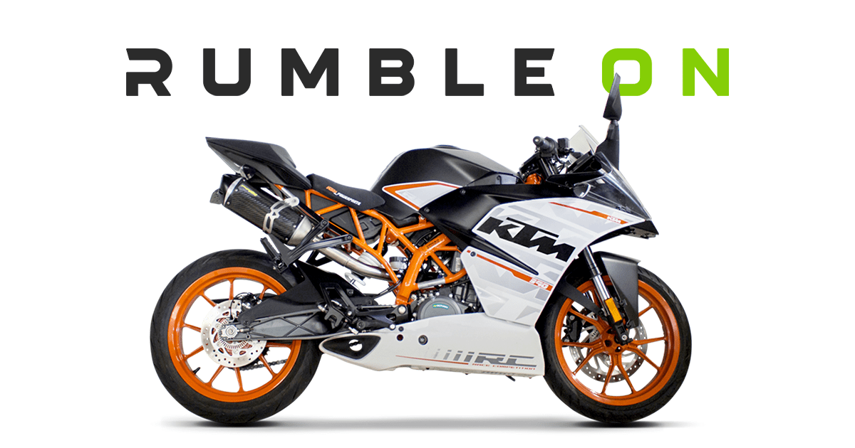 Model Overview: 2016 KTM RC 390 Review and Specs