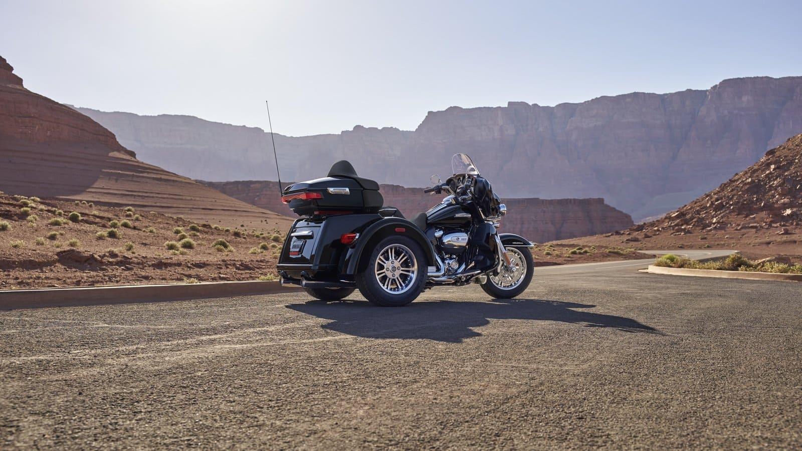 Harley Tri Glide | Photo Source: Top Speed